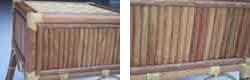 Móveis Em Fibra Sintética e Fibra Natural Apuí
