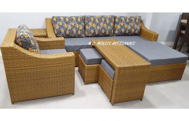 jogo-sofá-chaise-fibra-sintetica