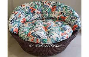 chaise-redonda-concha-fibra-sintetica