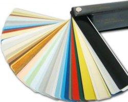 persiana horizontal aluminio cores