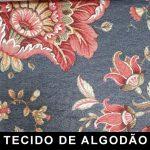 Tecidos em Algodão - 8246 180